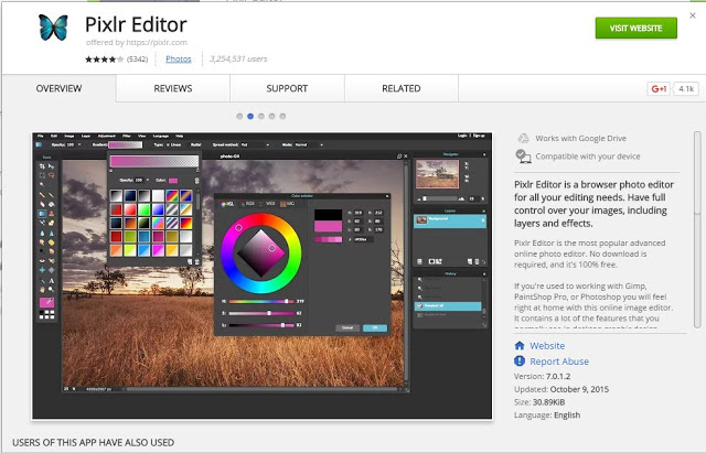 Free Chromebook Graphic Design Apps Hansen S Link To Tech