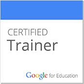 Google for Education Certified Trainer