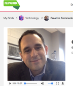 Creative Communication with Flipgrid