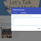 3 Steps to Embed Your Twitter Feed in New Google Sites!