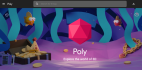The VR World of Poly